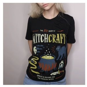 Witchcraft T shirt